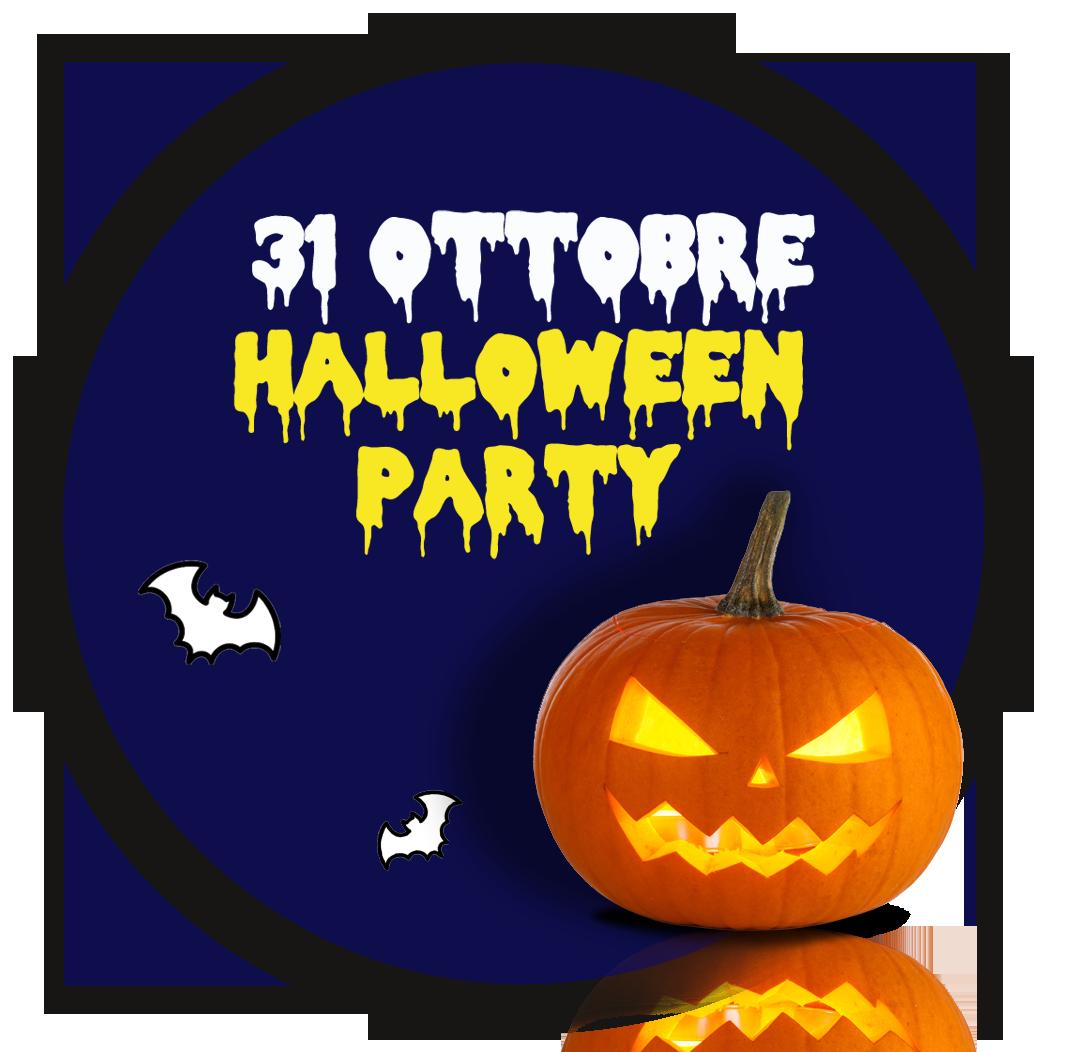 31 ottobre halloween